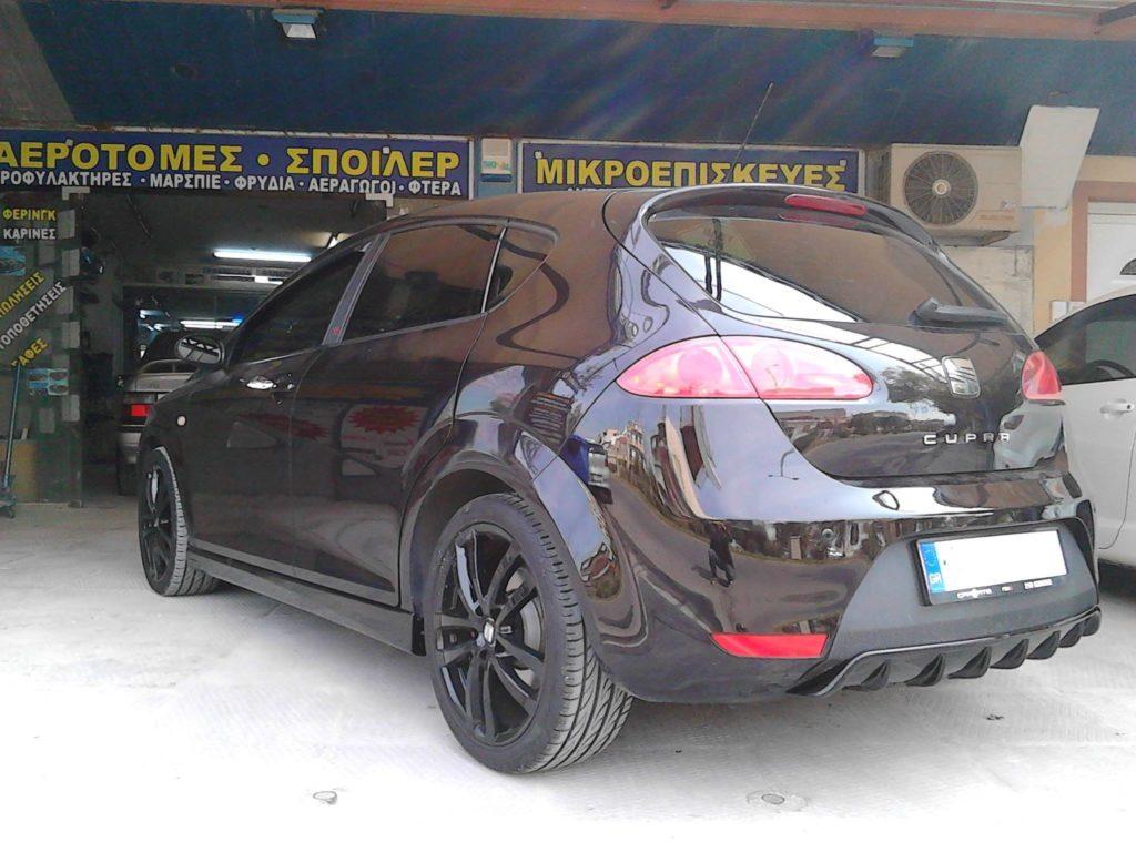 Seat Ibiza Cupra Diffuser
