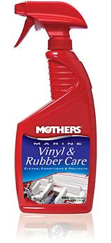 Vinyl & Rubber Care -91424-750 ml